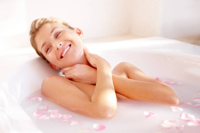 увлажняющая пена для ванны