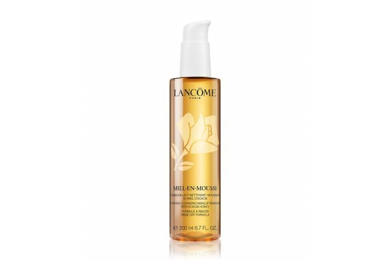 Гель-пенка для снятия макияжа и очищения кожи лица Miel-En-Mouss, Lancôme