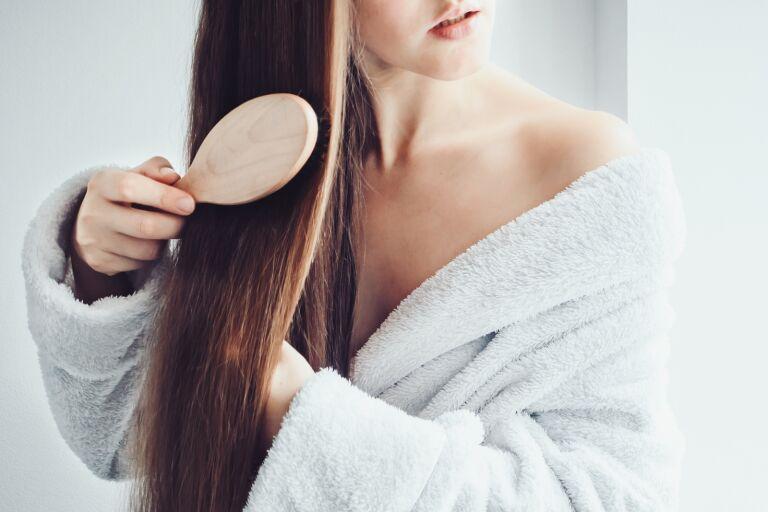 Шампунь от перхоти и выпадения волос
