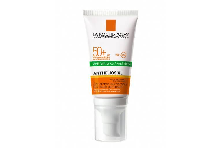 матирующий гель-крем Athelios XL, SPF 50+, La Roche-Posay;