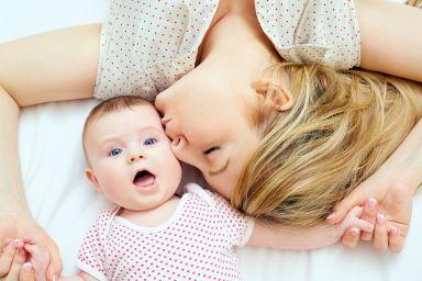 Косметичка для мамы и малыша