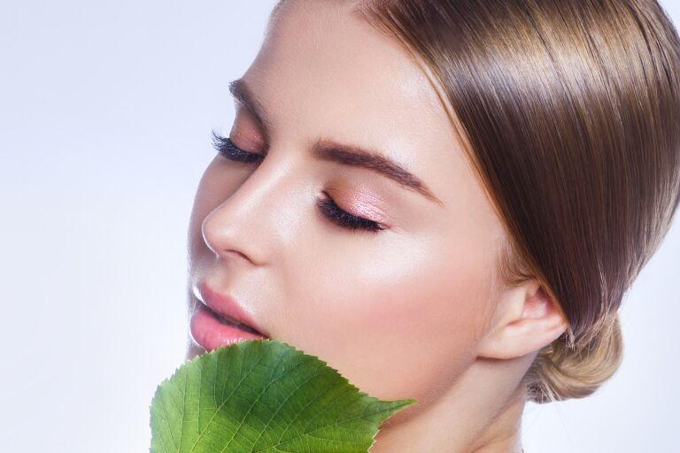 натуральные компоненты масок для лица