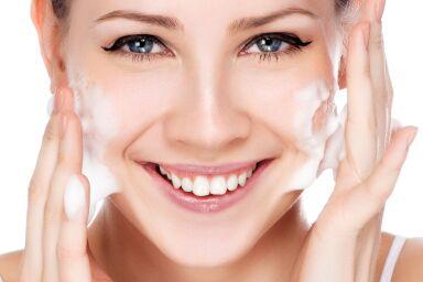 Средства для очищения кожи лица