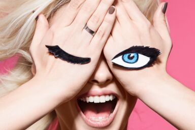 Как укрепить ресницы с помощью косметики