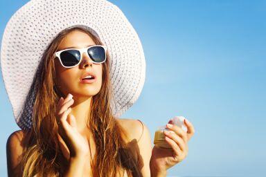 Тест: умеете ли вы пользоваться солнцезащитным кремом