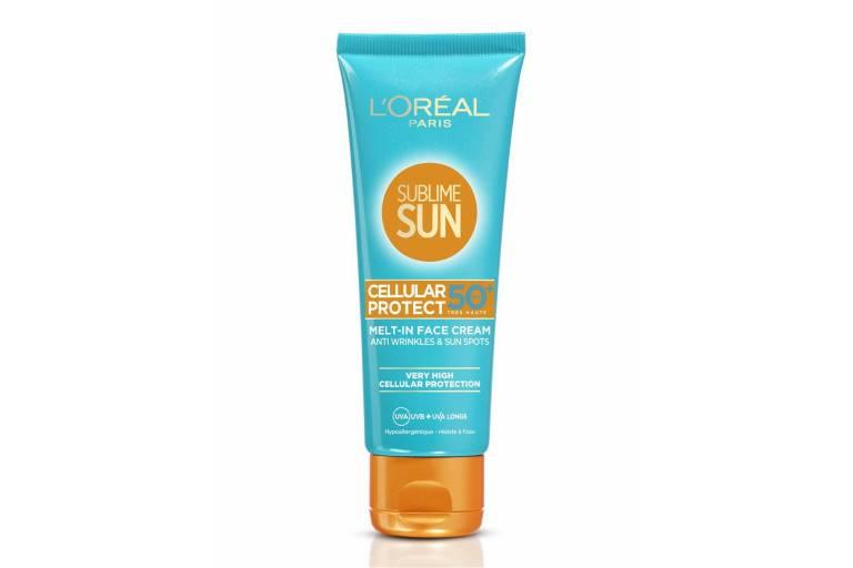 Крем для лица Sublime Sun «Экстра защита», SPF 50
