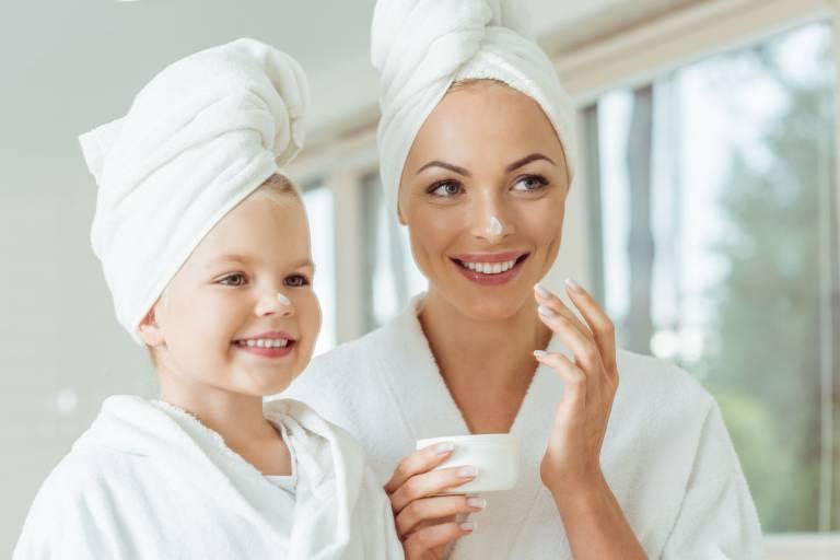 Экспертные средства для возрастной кожи
