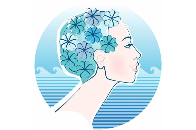 влияние морской воды на волосы