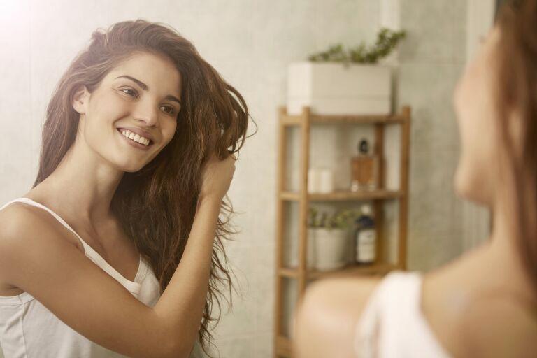 Проверьте, как чувствуют себя ваши волосы