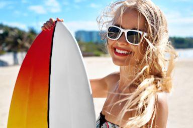 Защита от солнца для жирной кожи