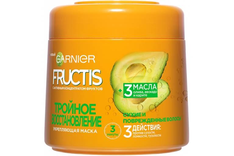 Маска Fructis Garnier