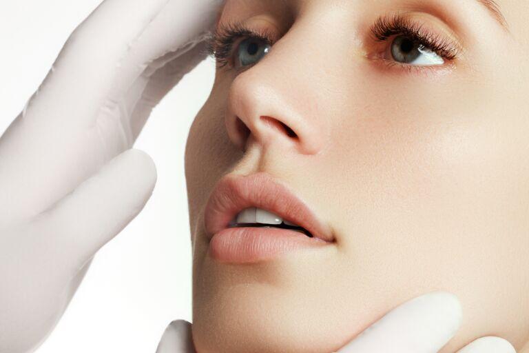 Пилинг и чистка лица за одну процедуру