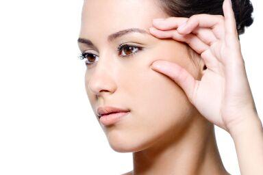Пилинг для кожи вокруг глаз