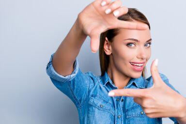 Тест: как будет меняться с возрастом ваше лицо