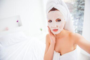 5 способов использовать тканевую маску