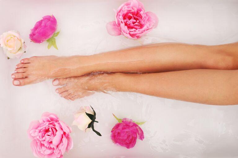 Проблемная кожа на ногах