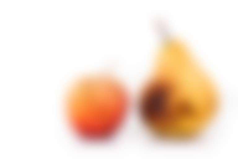 Сморщенные фрукты