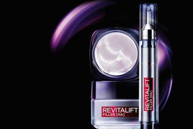 L'Oréal Paris линия «Ревиталифт Филлер»: кому подходит и когда использовать