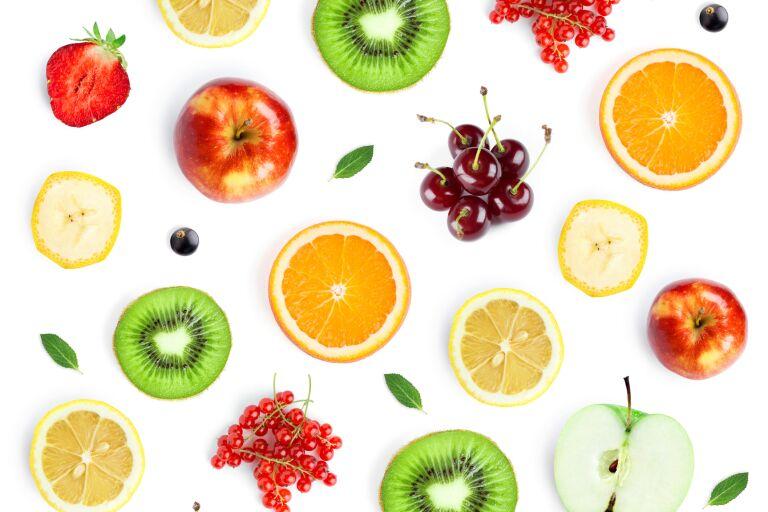 Маска из фруктов для лица
