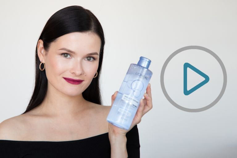 мицеллряная вода