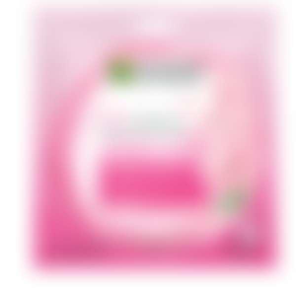 Тканевая маска «Увлажнение + сияние сакуры» с экстрактом сакуры, Garnier