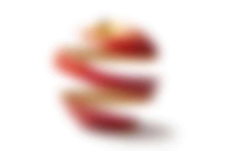 Шкурка от яблока