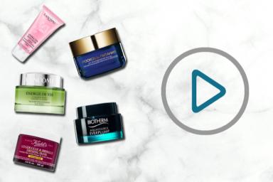 Видеообзор: 5 ночных масок для лица