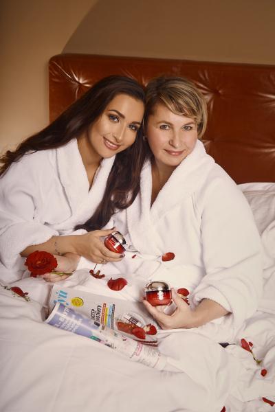 Наталья Рубанова с мамой