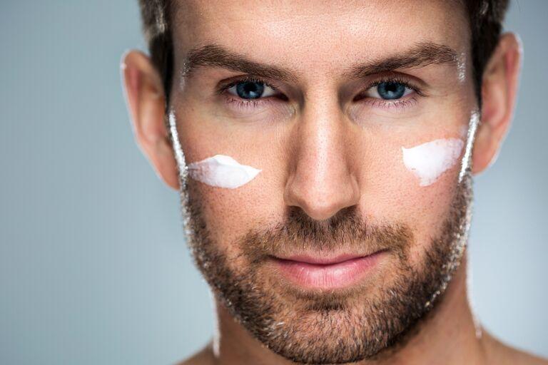 Крем для лица мужской антивозрастной: 10 лучших омолаживающих средств || Питательный крем для лица для мужчин