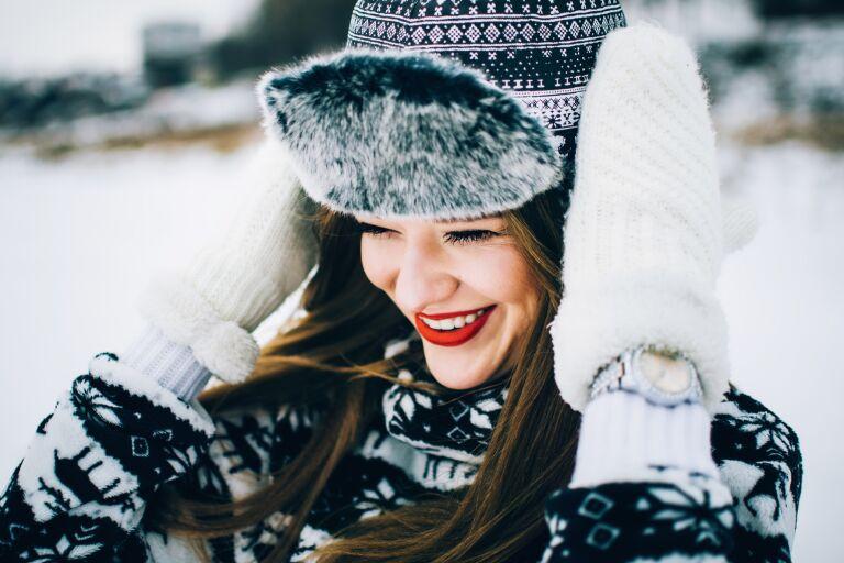 Сухая кожа зимой [симптомы, причины, профилактика]
