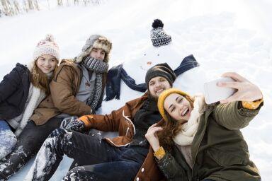 Уход за жирной кожей зимой