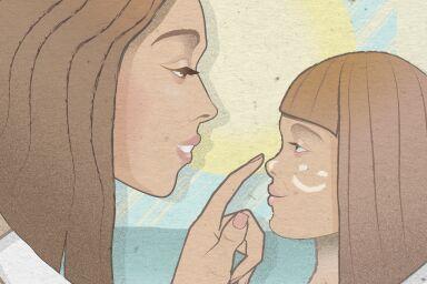 Солнцезащитный крем для детей: особенности применения