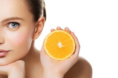 Крем для лица с витамином C