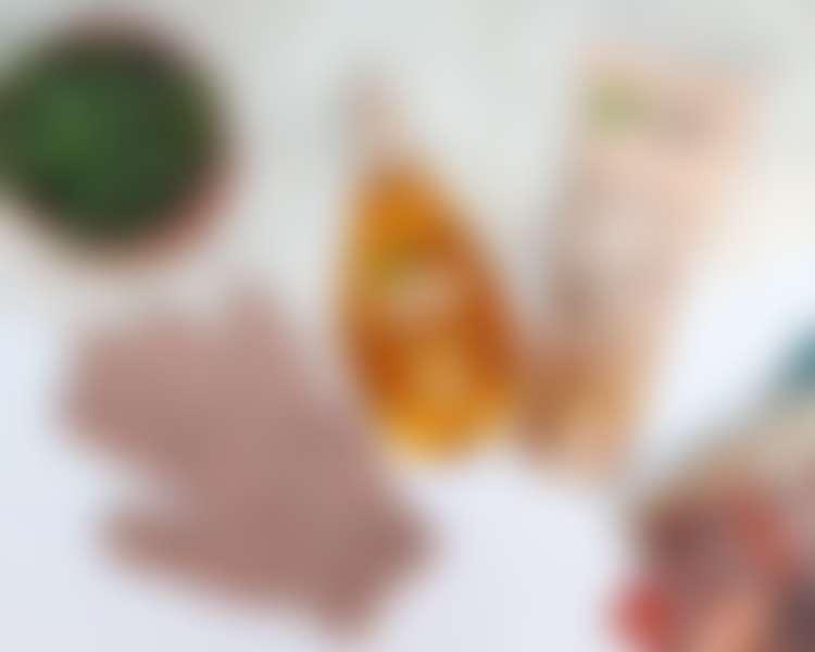 драгоценный скраб красоты и антицеллюлитное масло Garnier