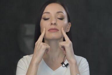 Видеоурок: как делать точечный массаж лица