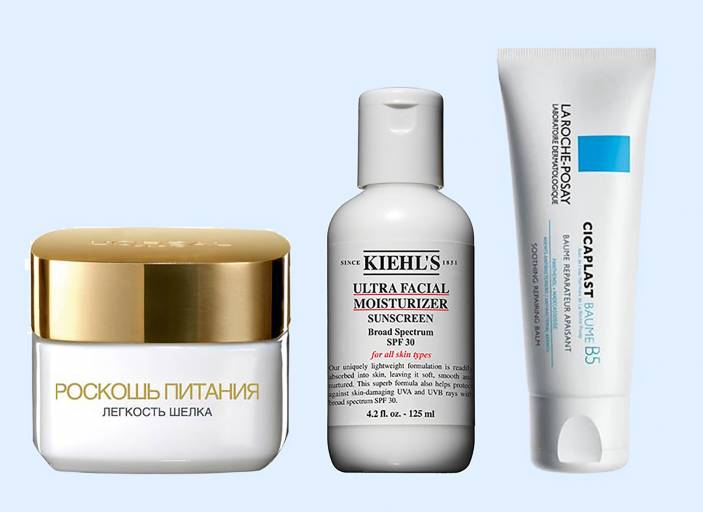 Защитные кремы для жирной кожи