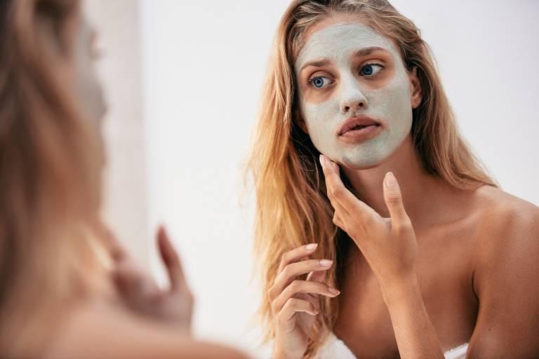 Профилактика черных точек на носу