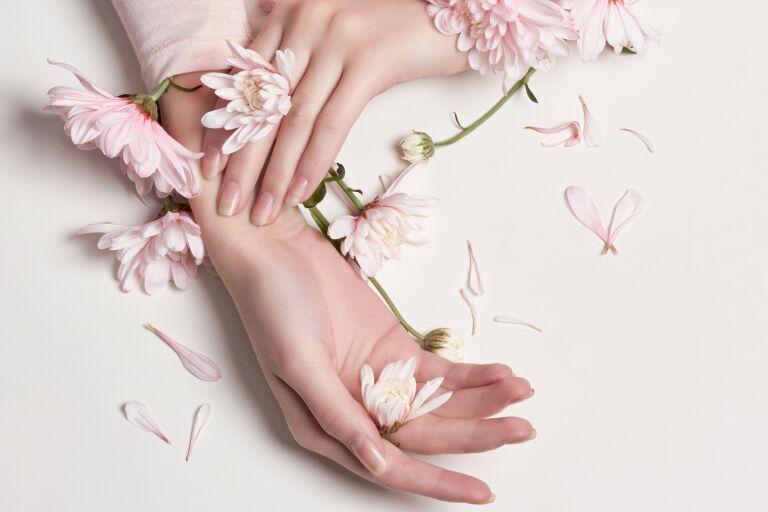Сухость кожи на пальцах