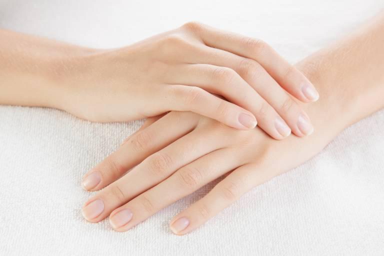 Особенности кожи рук