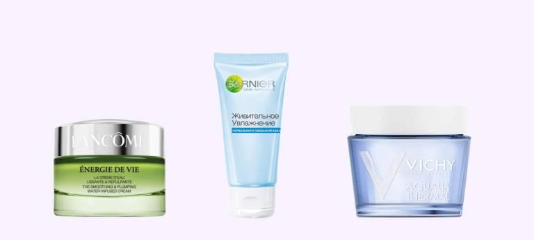 Energie De Vie, Lancôme, «Живительное увлажнение», Garnier, Aqualia Thermal, Vichy