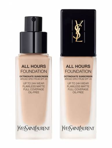 All Hours Foundation, Yves Saint Laurent