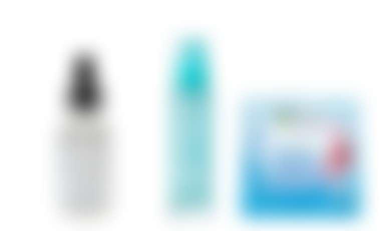 Hydrating B5, SkinCeauticlas «Гений увлажнения», L'Oreal Paris «Аква-бомба», Garnier