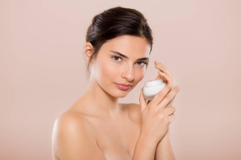 применение дневного крема