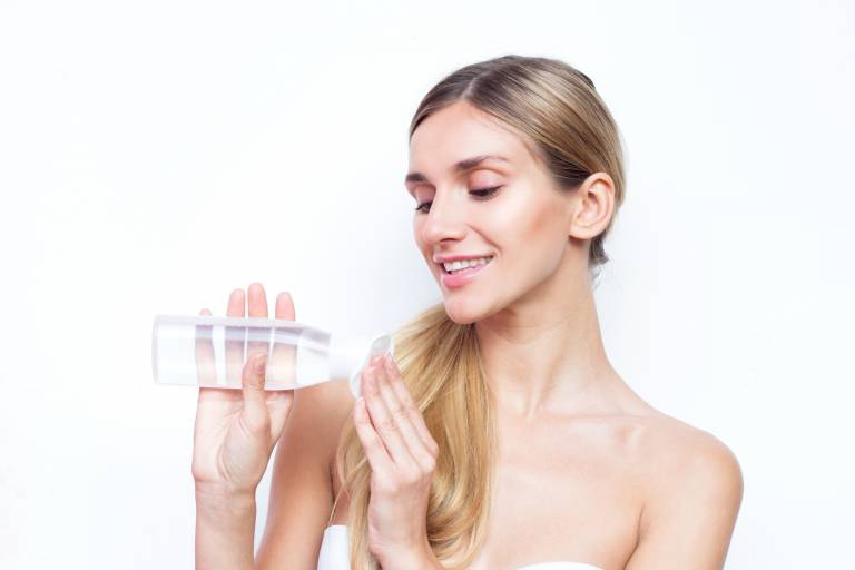 Мицеллярная вода для всех типов кожи