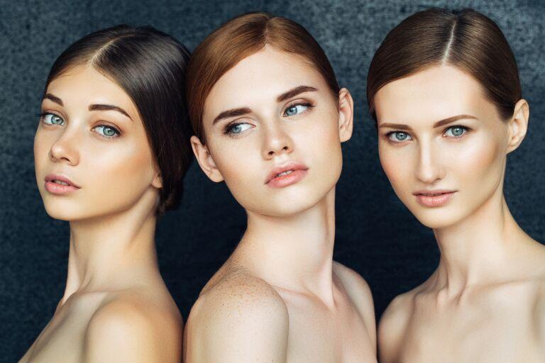 Как ухаживать за жирной, комбинированной, сухой, нормальной и чувствительной кожей