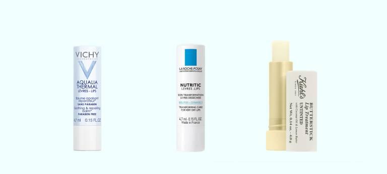косметика для сухой кожи губ