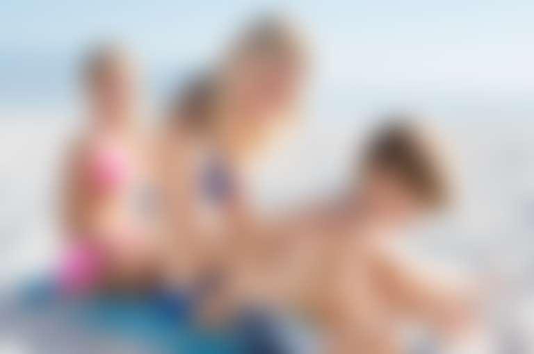 правила применения детского крема от солнца