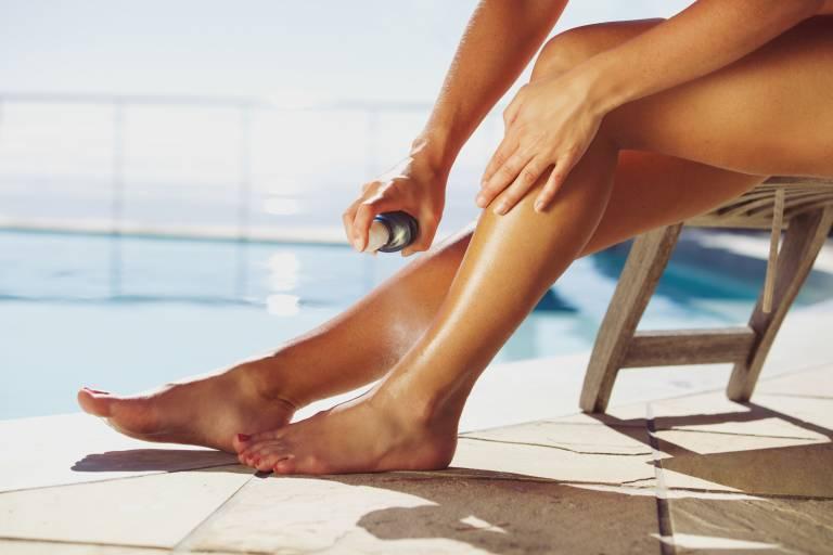 правила применения солнцезащитного крема