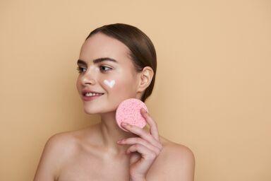 Лицо после чистки у косметолога