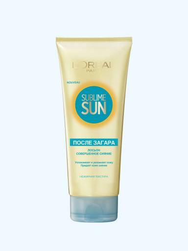 Лосьон после загара Sublime Sun, L'Oreal Paris